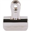 "Sparco Bulldog Clip - 1"" Length x 1.3"" Width - 0.38"" Size Capacity - 36 Pack - Silver - Steel"