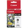 Canon BCI-6Bk Ink Cartridge - Inkjet - Standard Yield - 370 Page - 1 Each