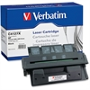 Verbatim High Yield Remanufactured Laser Toner Cartridge alternative for HP C4127X - Black - Laser - 10000 Page - 1 / Each - Retail
