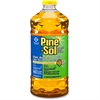 Clorox Pine-Sol Pine Scented Cleaner Concentrate - Liquid Solution - 0.47 gal (60 fl oz) - Pine, Fresh Scent - 1 Each - Amber