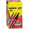 Avery Pen-style Permanent Markers - Fine Point Type - Bullet Point Style - Assorted - 24 / Pack