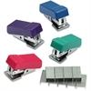 Bostitch Standard Mini Stapler - 20 Sheets Capacity - 50 Staple Capacity - Mini - Assorted
