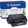 Verbatim High Yield Remanufactured Laser Toner Cartridge alternative for HP C4182X - Black - Laser - 20000 Page - 1 / Each - Retail