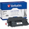 Verbatim High Yield Remanufactured Laser Toner Cartridge alternative for HP C8061X - Black - Laser - 10000 Page - 1 / Each