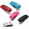 Bostitch Mini No. 10 Stapler - 20 Sheets Capacity - 50 Staple Capacity - Mini - 10 Staple Size - Assorted
