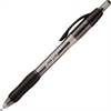 Paper Mate Profile Ballpoint Pen - Super Bold Point Type - 1.4 mm Point Size - Refillable - Black - Black Barrel - 1 Each