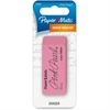 Paper Mate Pink Pearl Large Eraser - Lead Pencil Eraser - Smudge-free, Soft, Tear Resistant, Pliable - Rubber - 1/Pack - Pink