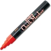Marvy Bistro Chalk Marker - 6 mm Point Size - Point Point Style - Red Water Based Ink - 1, 1 Each, Each