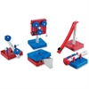 Learning Resources Simple Machines Set - Theme/Subject: Science - Skill Learning: Physical Science, Science - 63 Pieces