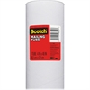 "3M Mailing Tube - 4"" Width x 48"" Length - Removable End Caps - 12 / Carton - White"