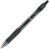 G2 Gel Ink Pen - Fine Point Type - 0.7 mm Point Size - Point Point Style - Refillable - Black Gel-based Ink - 1 Dozen