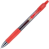 G2 Gel Ink Pen - Fine Point Type - 0.7 mm Point Size - Point Point Style - Refillable - Red Gel-based Ink - 1 Dozen
