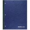 Roaring Spring Wireless Notebook - 70 Sheets - Printed - Tape Bound - White Paper - Assorted Cover - 1Each