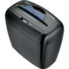 "Fellowes Powershred® P-35C Cross-Cut Shredder - Cross Cut - 5 Per Pass - for shredding Staples, Credit Card, Paper Clip, Paper - 0.16"" x 1.50"" Shred Size - P-4 - 7 ft/min - 9"" Throat - 2 Minute Ru"