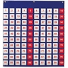 Learning Resources Educational Pocket Chart - Theme/Subject: Learning - Skill Learning: Counting, Odd Number, Even Number, Number, Multiplication - 5+