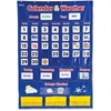Learning Resources Educational Pocket Chart - Theme/Subject: Learning - Skill Learning: Weather, Holiday, Day, Month, Celebration, Season, Week, Calendar - 3-6 Year