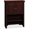 "Bush Business Furniture Syndicate 30W Lateral File Hutch - 30.5"" x 12.5"" x 41.3"" - Drawer(s)2 Door(s) - 1 Shelve(s) - Material: Engineered Wood, Wood - Finish: Harvest Cherry, Thermofused Laminate (TF"