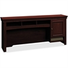 "Syndicate 60W Hutch - 60"" x 12.5"" x 26.8"" - Material: Engineered Wood, Wood - Finish: Harvest Cherry, Thermofused Laminate (TFL)"