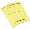 "Buddy Preprinted Suggestion Cards - 50 Sheet(s) - 6"" x 4"" Sheet Size - Recycled - 1 Pack"