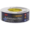 "3M 8979SB60 Performance Plus Duct Tape - 2"" Width x 60 yd Length - 3"" Core - Rubber - 12.60 mil - Polyethylene Coated Cloth Backing - Removable, Abrasion Resistant, Water Resistant - 1 / Pack - Slate"