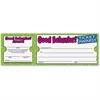 "Scholastic Good Behavior! Ticket Award - 8.50"" x 2.75"" - White"
