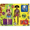 "ChenilleKraft Wonder Foam Giant ""Our Body"" Activity Puzzle - Theme/Subject: Learning - 76 Pieces"