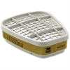 3M 6006 Multi Gas/Organic Vapor Cartridge - Low Profile, Comfortable