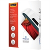 "Fellowes Glossy Pouches - 5 mil, Letter, 50 pack - Sheet Size Supported: Letter - Laminating Pouch/Sheet Size: 9"" Width x 11.50"" Length x 5 mil Thickness - Type G - Glossy - for Document - Durable - C"