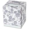 "Kleenex Naturals Facial Tissue - 8.40"" x 8.40"" - White - Fiber - Soft - For Restroom - 95 Sheets Per Box - 95 / Box"