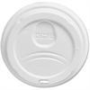 Dixie PerfecTouch Hot Cup Lid - Dome - Plastic - 50 / PackWhite