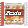 Keebler Zesta Original Saltine Cracker - Salty - 300 / Carton