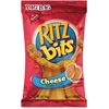 Ritz Big Bag - Cheese - 1 Serving Bag - 2.70 lb - 12 / Carton