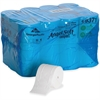 "Angel Soft PS 2-ply Bath Tissue - 2 Ply - 3.85"" x 4.05"" - 750 Sheets/Roll - 4.75"" Roll Diameter - White - Coreless, Embossed, Soft, Biodegradable - For Bathroom - 36 Rolls Per Carton - 36 / Carton"