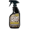 Simple Green Stone Cleaner - Spray - 0.25 gal (32 fl oz) - Bottle - 12 / Carton - Clear