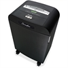 "Swingline DS22-13 Strip-Cut Jam Free Shredder - Continuous Shredder - Strip Cut - 22 Per Pass - for shredding CD, DVD, Credit Card, Paper Clip, Staples, Paper - 0.25"" Shred Size - P-2 - 16 ft/min - 10"