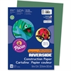 "Riverside Groundwood Construction Paper - 12"" x 9"" - 50 / Pack - Dark Green - Groundwood"