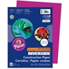 "Riverside Groundwood Construction Paper - 12"" x 9"" - 50 / Pack - Magenta - Groundwood"