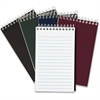 "Tops 8050 Memo Book - 3"" x 5"" - White Paper - 1Each"