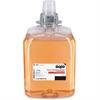 Gojo FMX-20 Dispenser Antibacterial Handwash Refill - Fresh Fruit Scent - 67.6 fl oz (2 L) - Bacteria Remover, Kill Germs - Hand - Amber - Anti-bacterial, Triclosan-free - 2 / Carton