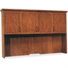"DMi Belmont 7130 Overhead Storage Hutch - 72"" x 15"" x 50"" - 3 Shelve(s) - Material: Wood - Finish: Executive Cherry, Veneer"