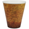 Dart Fuson 12oz Disposable Cups - 12 fl oz - 20 / Pack - Brown, Black - Hot Drink, Cold Drink