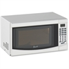Avanti Microwave Oven - Single - 0.70 ft³ Main Oven - 700 W Microwave Power - Countertop - White