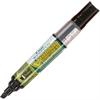 BeGreen V Board Master Dry Erase Marker - Broad Point Type - Chisel Point Style - Refillable - Black - 1 Each