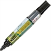 BeGreen V Board Master Dry Erase Marker - Medium Point Type - Bullet Point Style - Refillable - Black - 1 Each