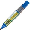 BeGreen V Board Master Dry Erase Marker - Medium Point Type - Bullet Point Style - Refillable - Blue - 1 Each