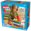 Educational Insights 4112 Design & Drill Activity Center Construction Set - Theme/Subject: Learning - Skill Learning: Imagination, Creativity, Motor Skills, Color Matching, Skill Drill