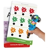 Learning Resources 6106 Hot Dots Jr. Getting Ready for School Set - Theme/Subject: Learning - Skill Learning: Color, Letter, Number, Shape