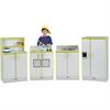Rainbow Accents - Play Kitchen Set - Wood