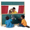 Jonti-Craft Chalkboard Imagination Station - Baltic Stand - Floor Standing - Assembly Required - 1 Each