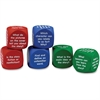 Learning Resources Kid Comprehension Cube - Theme/Subject: Learning - Skill Learning: Reading, Comparison, Speaking, Listening, Visual, Conversation - 6+